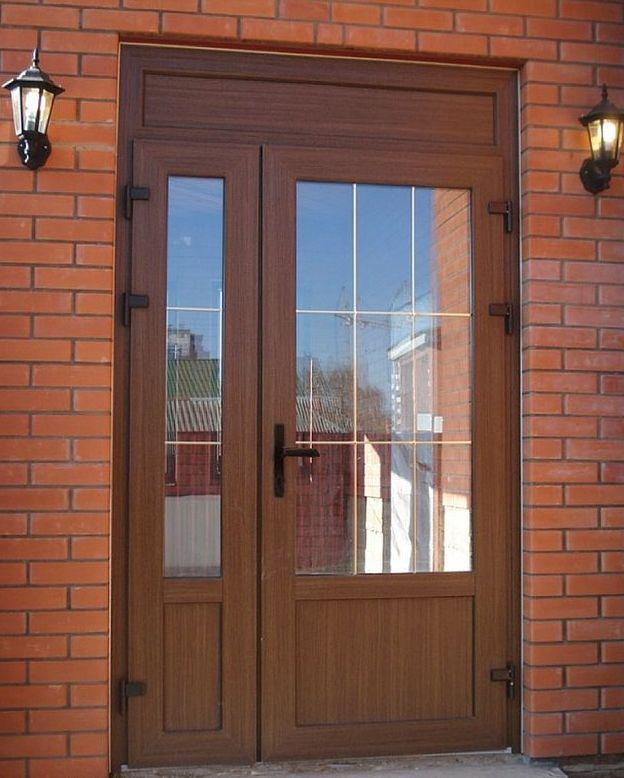 Металлопластиковые двери в частный дом - где купить? - Завод «АДИСЭМ»