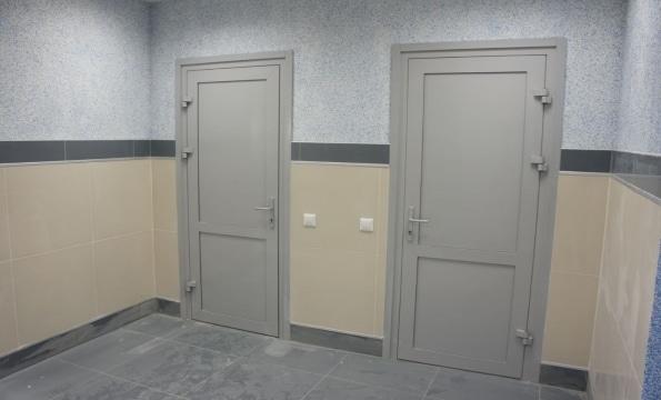 Пластиковые глухие двери - Завод «АДИСЭМ»